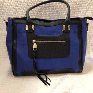 Steve Madden Royal Blue Satchel Bag